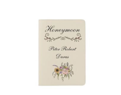 Honeymoon Passport Holders