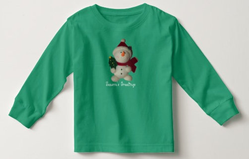 Toddler Long Sleeve T-Shirts