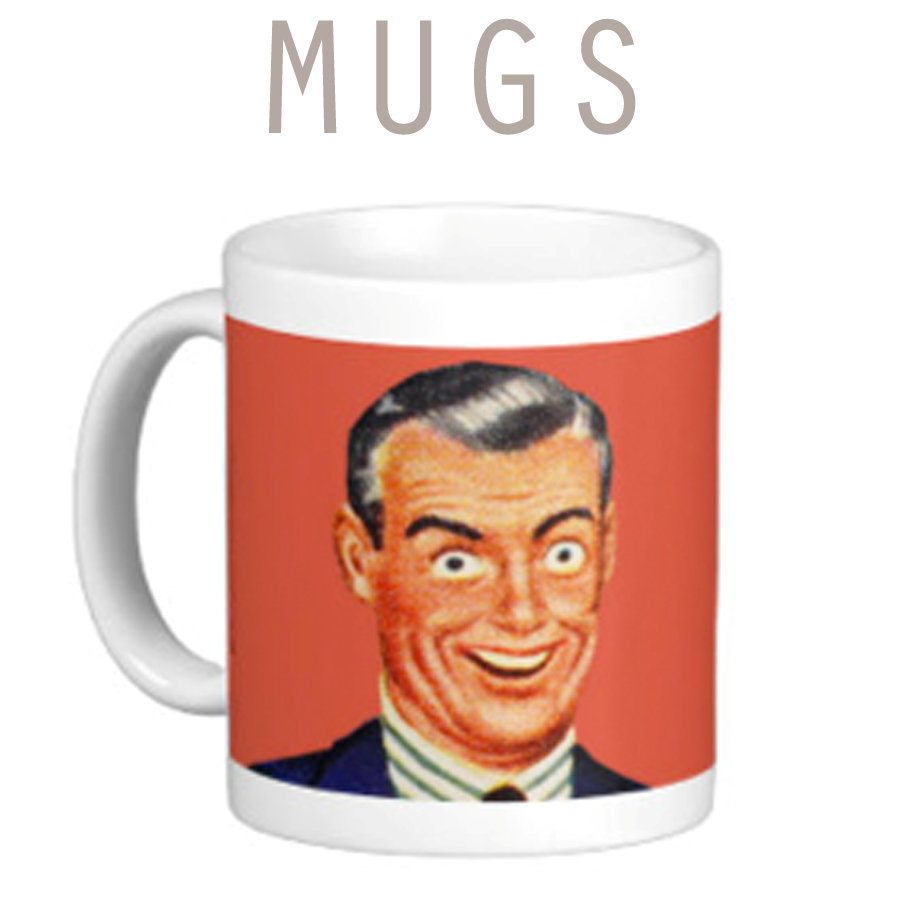 coffee mugs