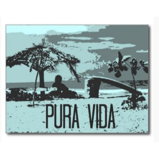 Costa Rica Postcards