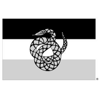 Sigma Nu Flag Gray