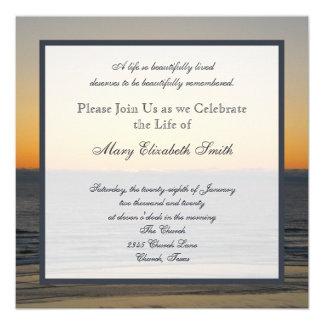 Celebration of Life Invites