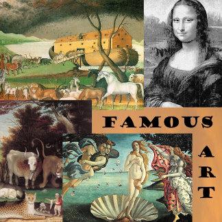 Famous Art Paintings