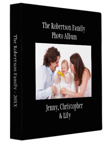 Binders / Photo Albums /