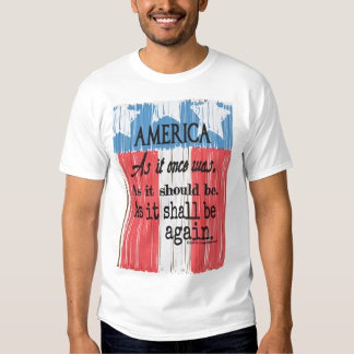 """""""An American Toast"""" Tee Shirts and Clothing"""