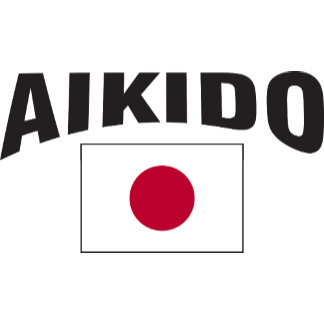 Aikido Japan Flag