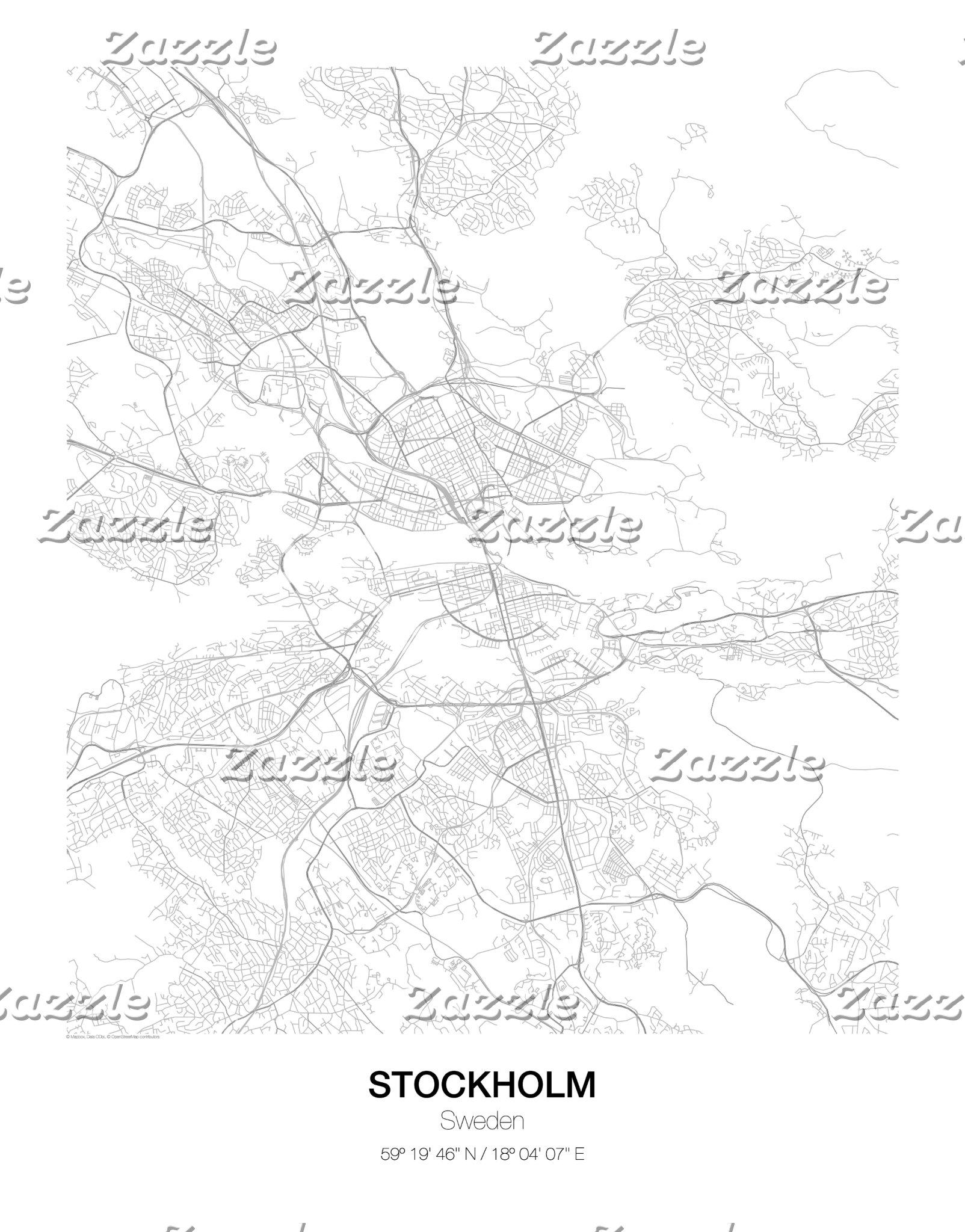 Minimalist Maps
