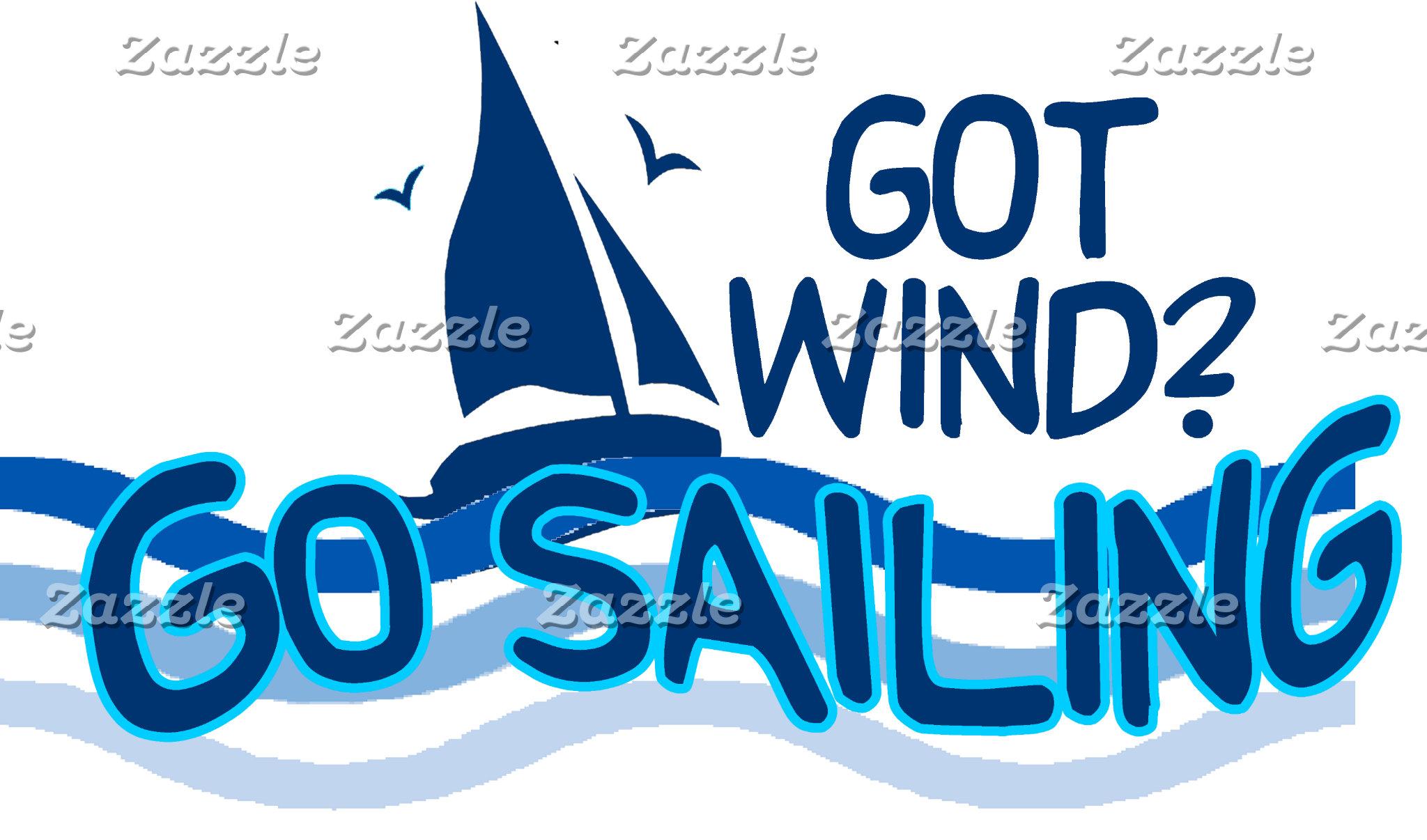 More Funny Boating Shirts