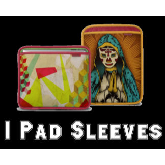 Custom Rickshaw Bagworks iPad sleeve