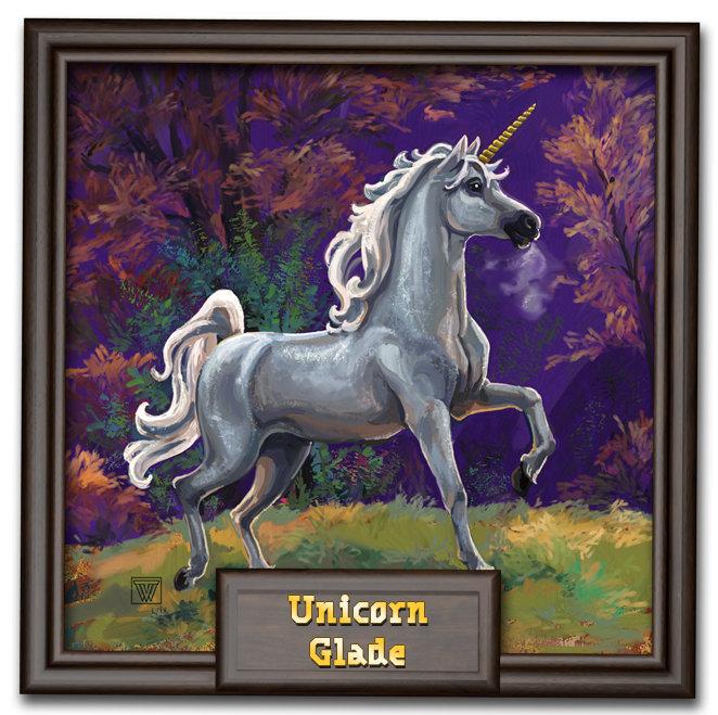Unicorn Glade