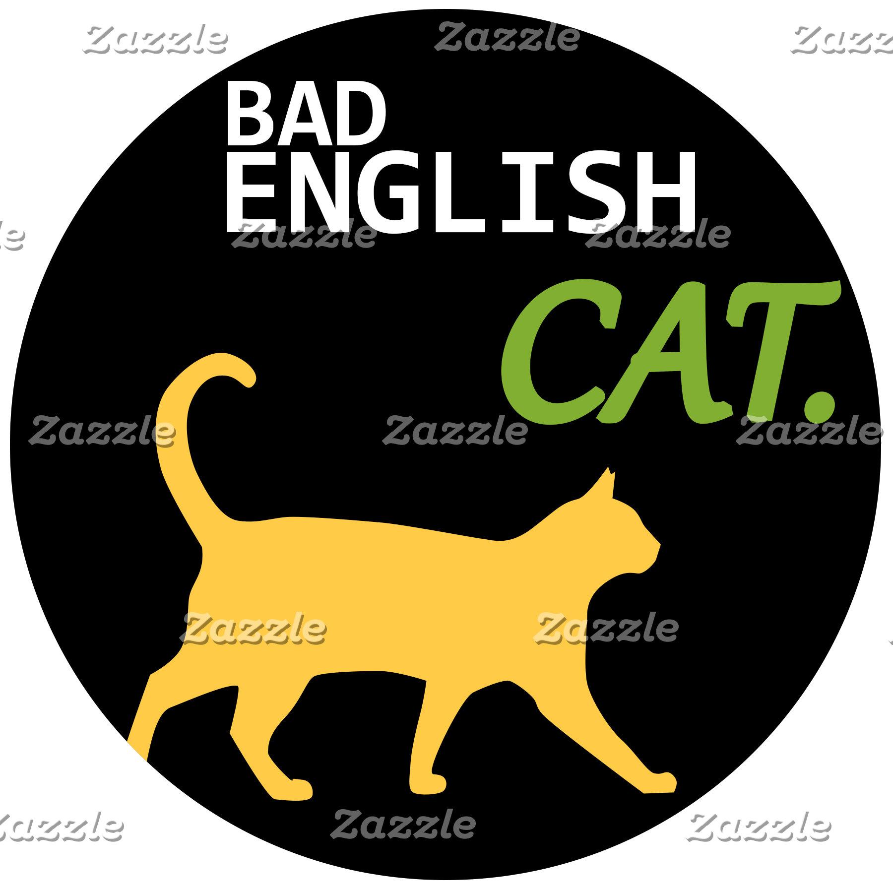 BadEnglishCat Fun