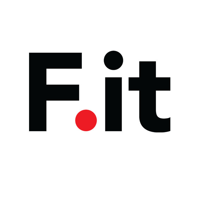 F.It Anti-Fitness Slogan