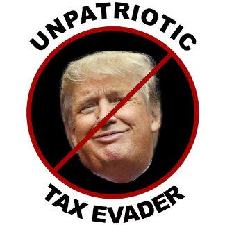 ANTI-TRUMP Taxes Bumper Stickers