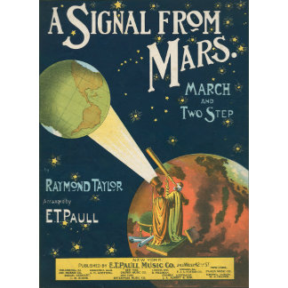 Signal From Mars