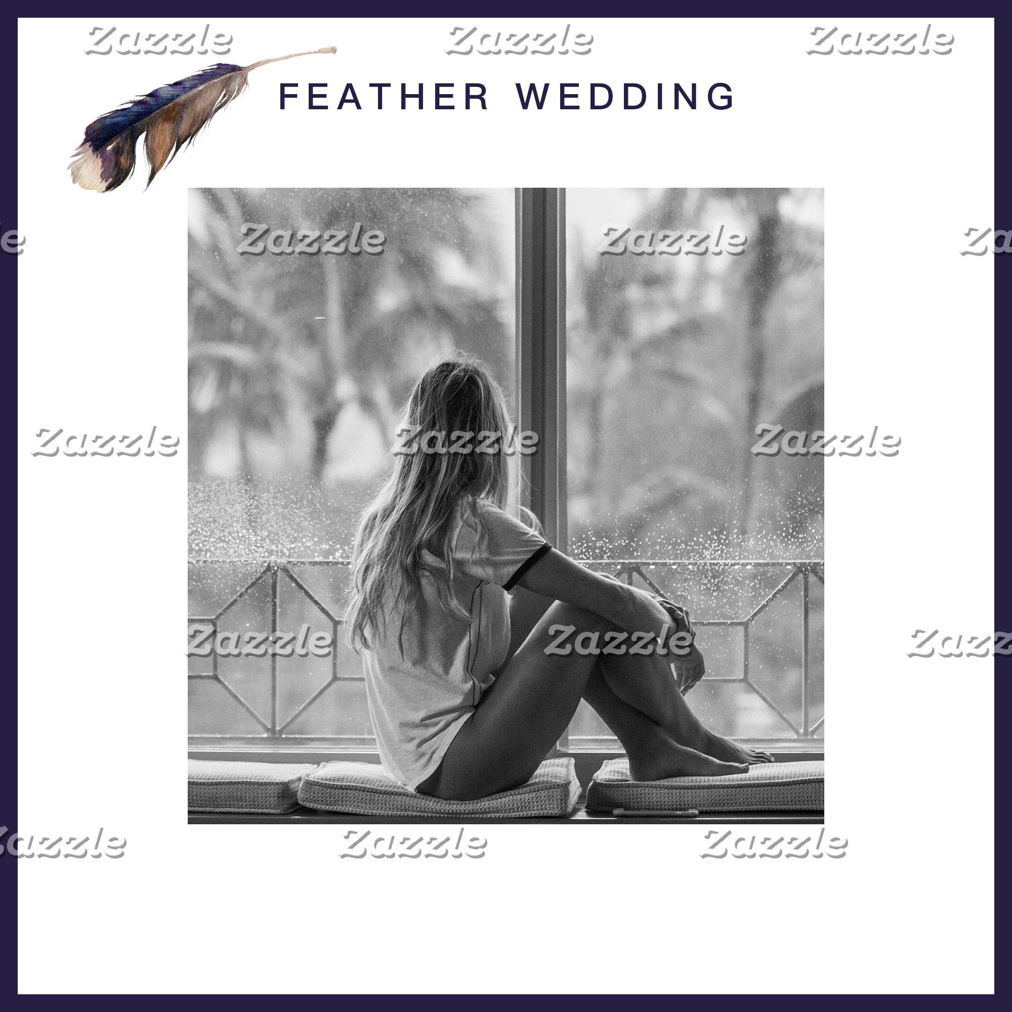 Feather Wedding