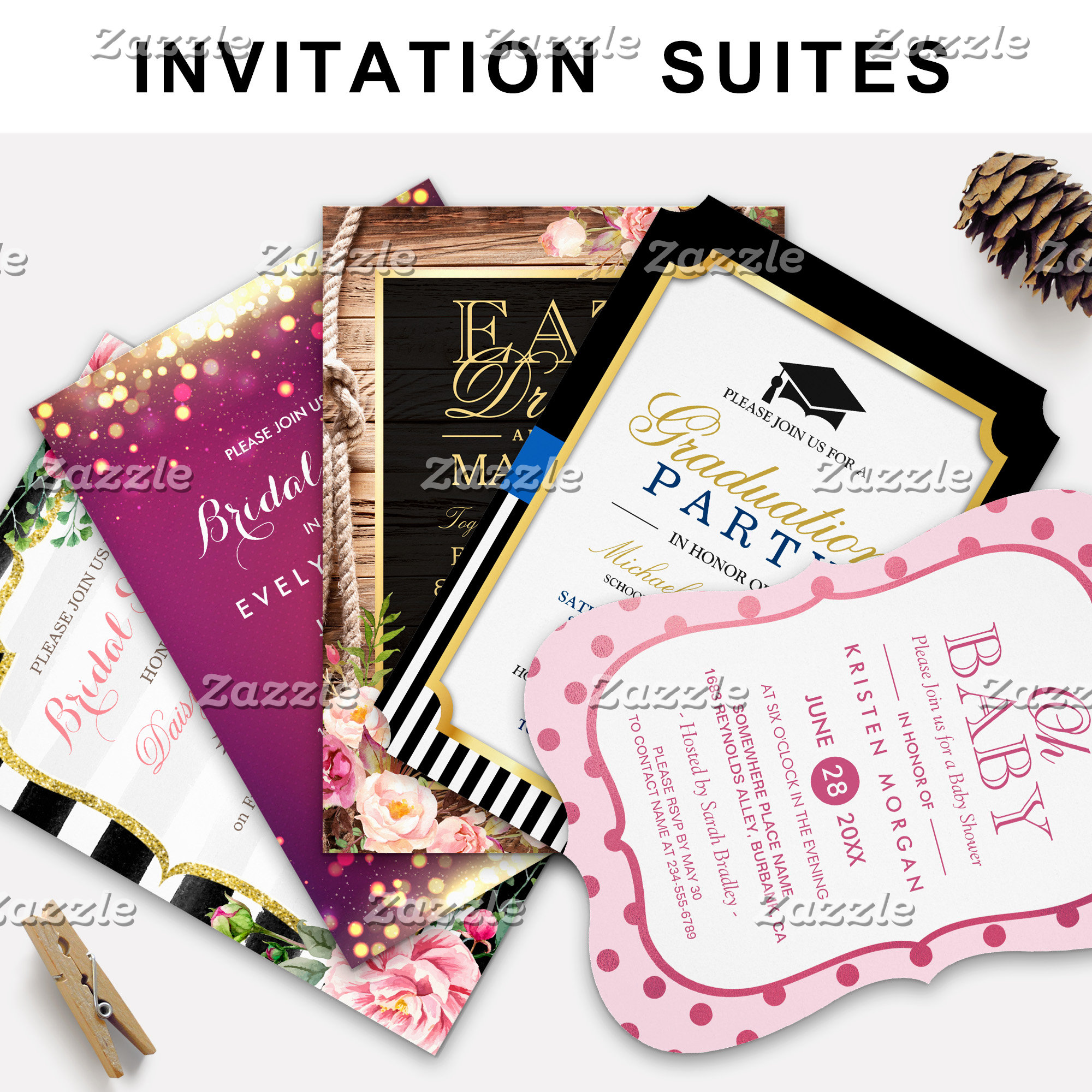 Invitation Suites