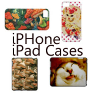 携帯ケースiPHone ・iPad  Cases