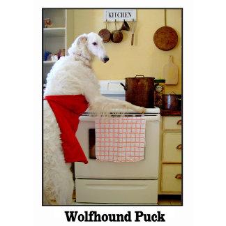 Wolfhound Puck