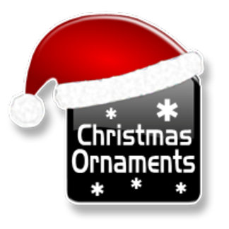 * Awareness Christmas Ornaments