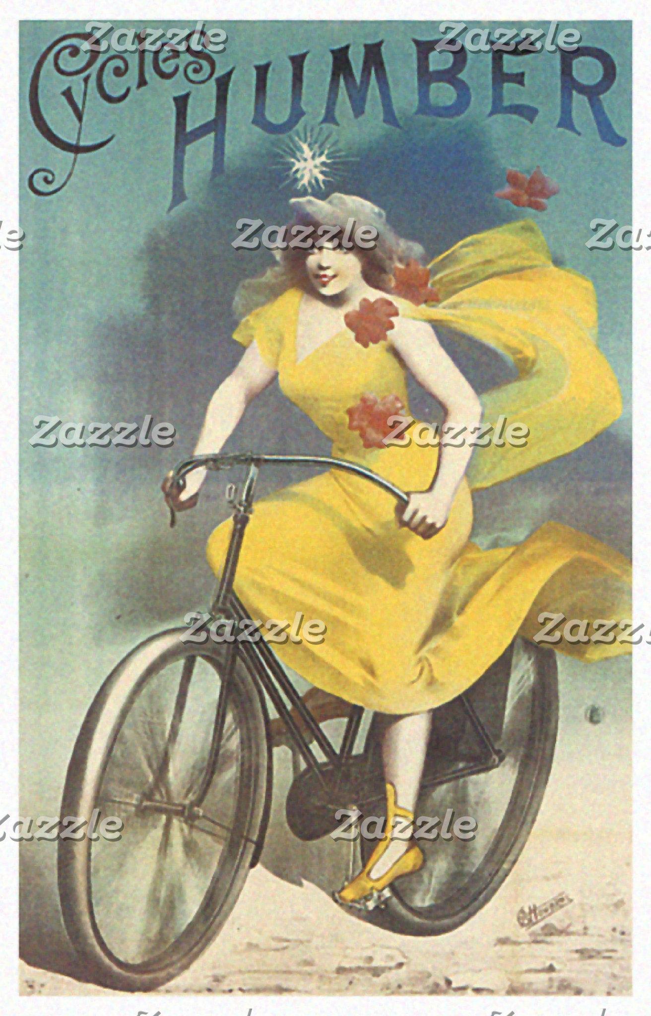 Vintage Bicycles Ad