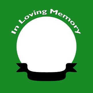 Green In Loving Memory
