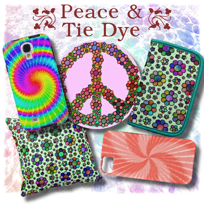 Peace & Tie Dye