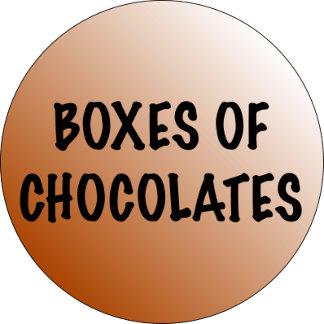 Boxes of Chocolates