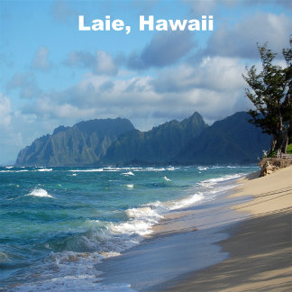 Hawaii - Laie Beach, Oahu