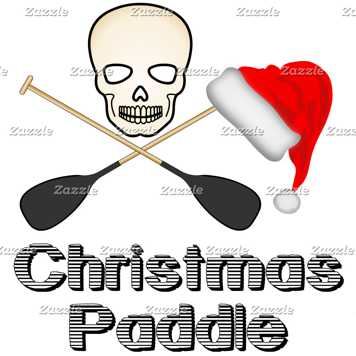Christmas Paddle