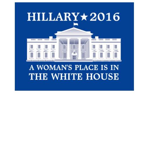 Hillary Clinton White House 2016