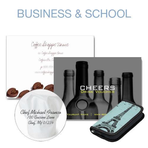 Business & School