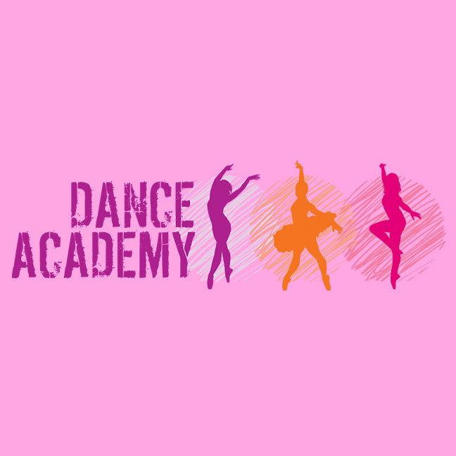 Dance Academy Color Dancers Logo