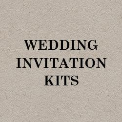 ***WEDDING INVITATION KITS***