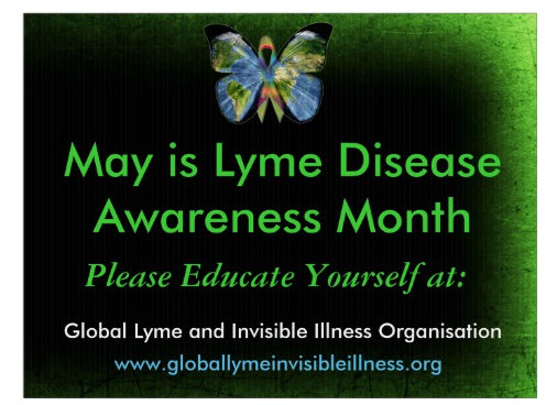 Lyme Disease Awareness Yard Signs
