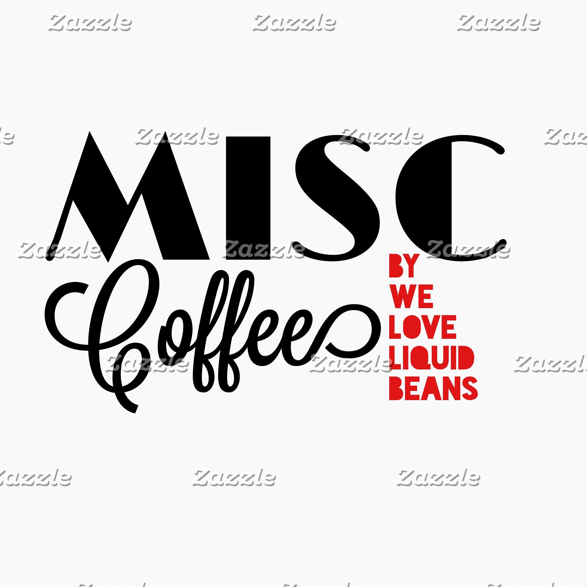 Misc Coffee