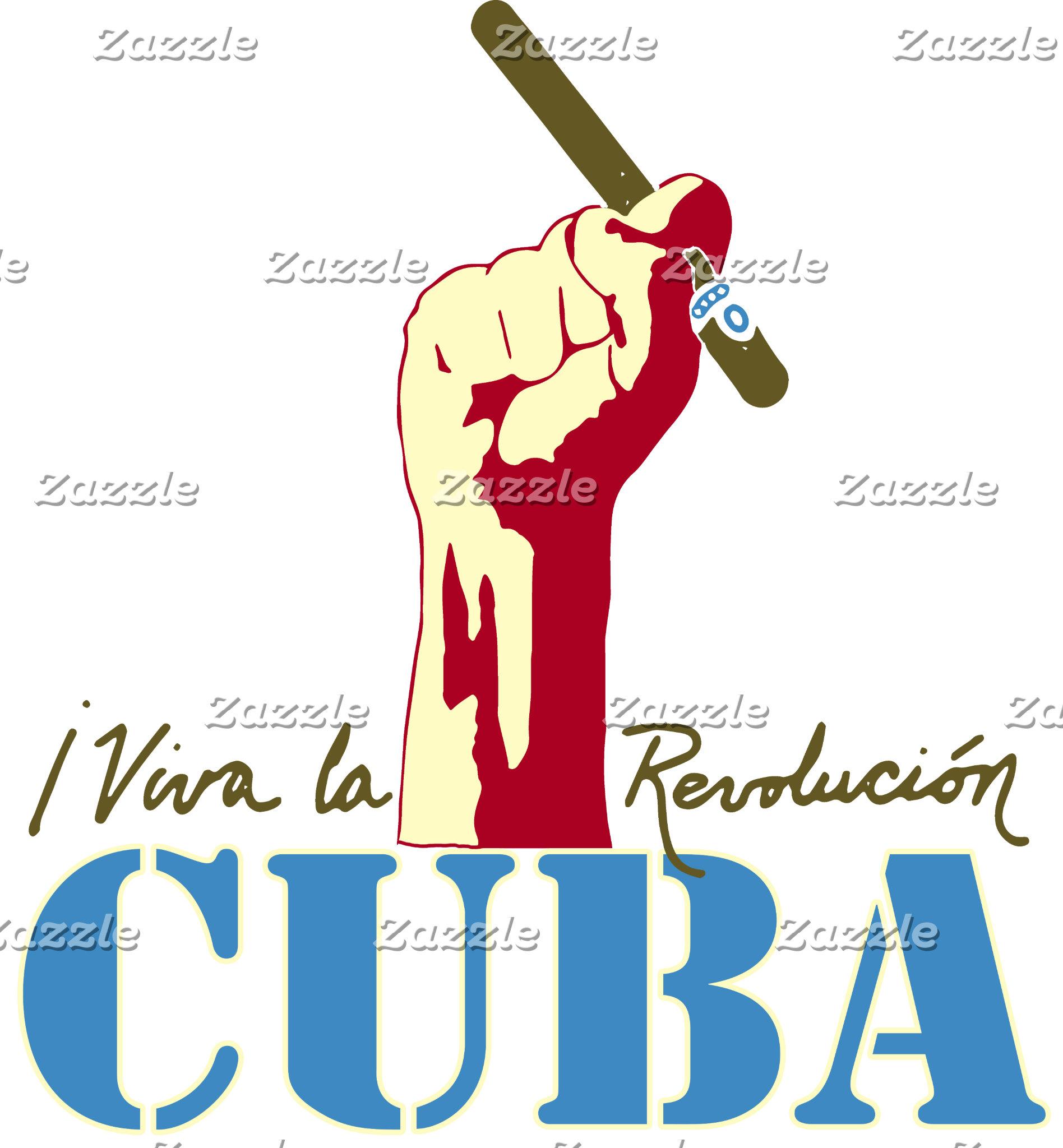 Viva La Revolucion Cuba