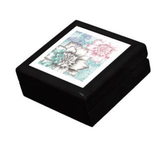 Keepsake & jewellery boxes