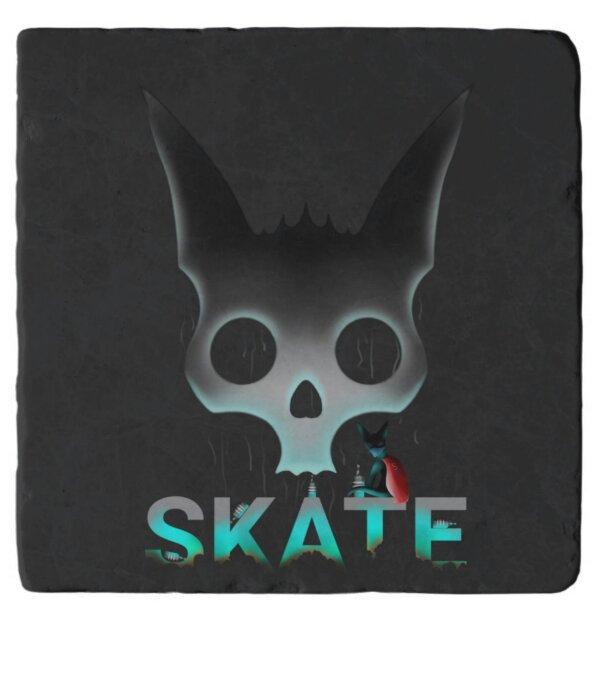Skate & Surf Skull