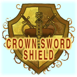 Crown Sword Shield