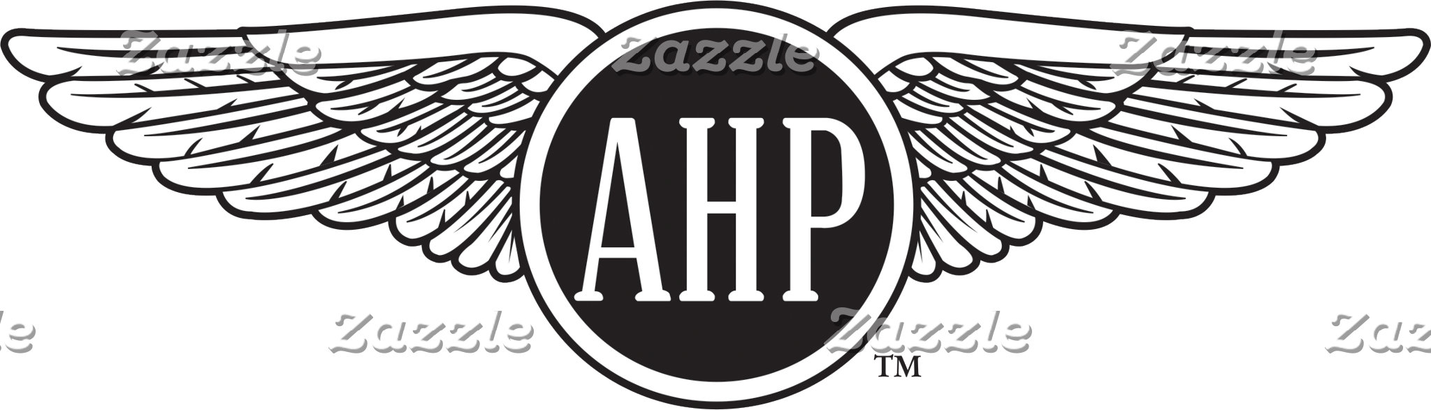 AHP Wings - B&W