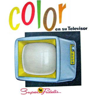• Color TV