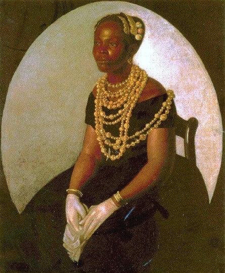 A Baiana Woman