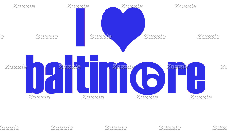 I Love Baltimore
