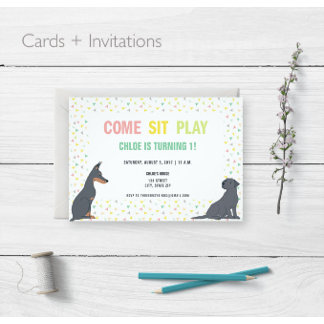 Cards + Invitations