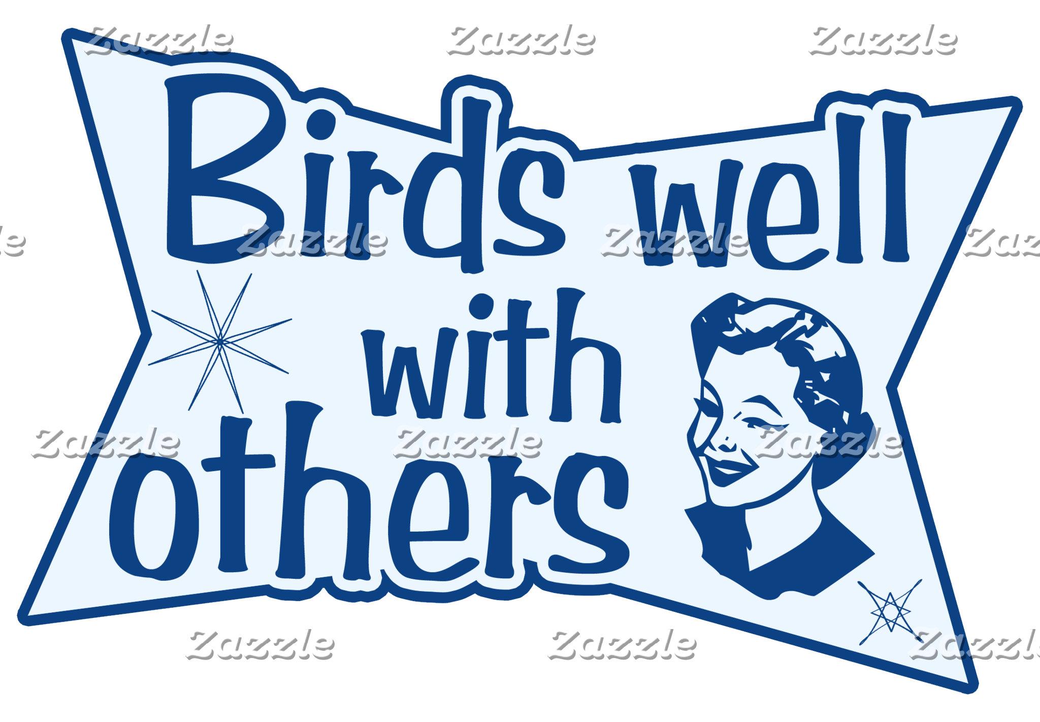 Funny Birder Gifts