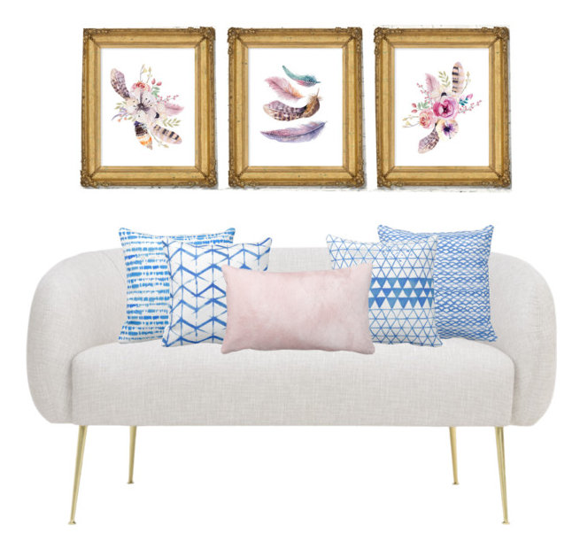 Home Decor - Pillows