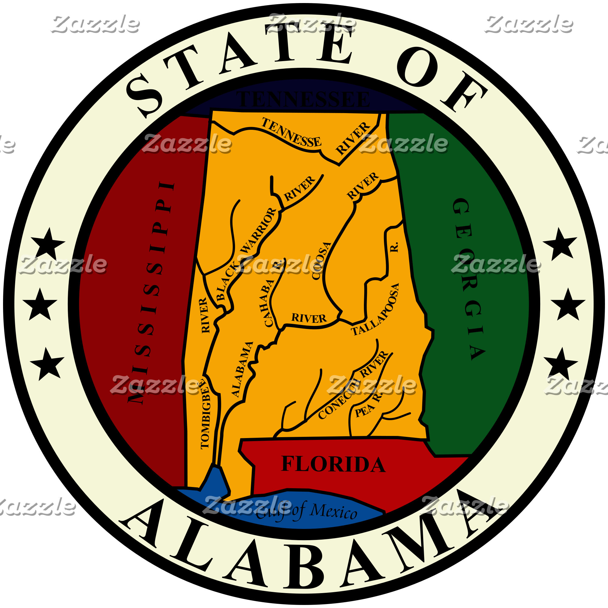 ALABAMA-THE YELLOWHAMMER STATE