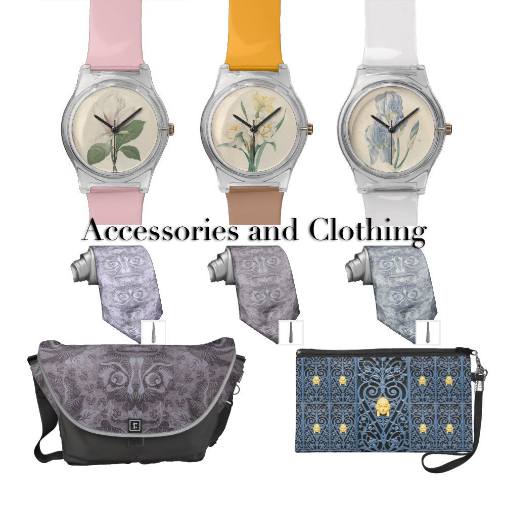 11 - Accessories and Clothing