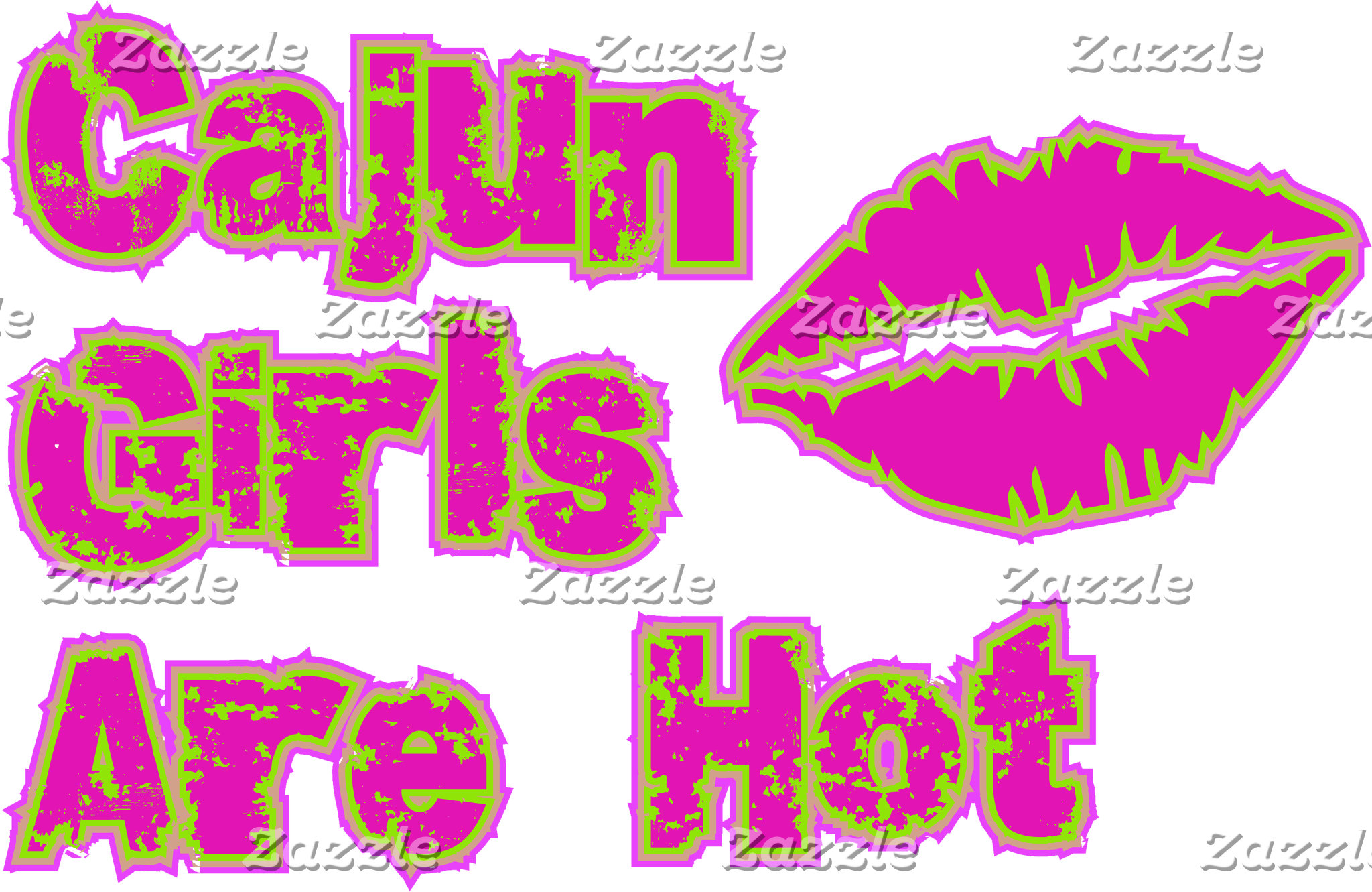 Cajun Girls Are Hot T-Shirts Gifts