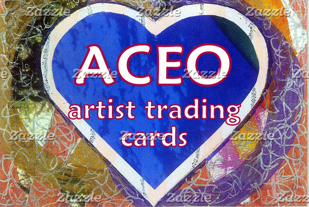 ACEO artist trading cards